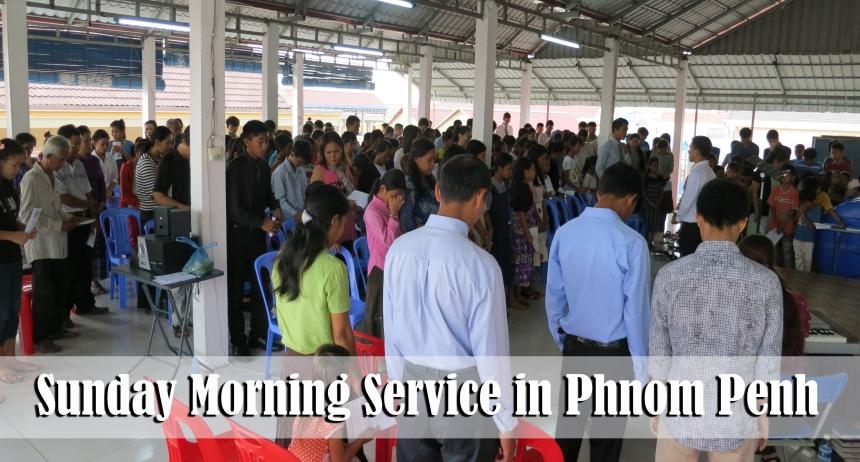 8.25.14 Sunday AM Phnom Penh
