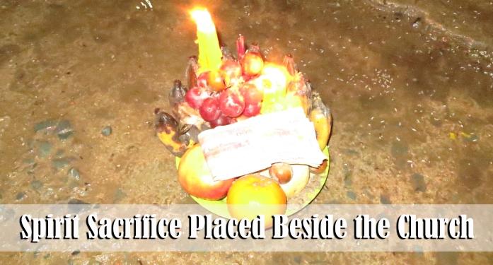 9.21 spirit sacrifice