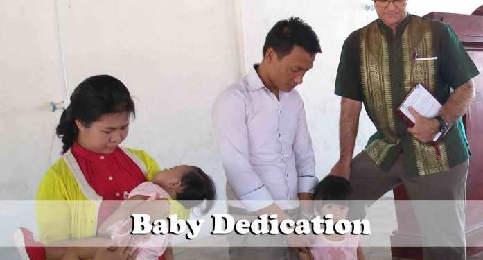 Baby-Dedication