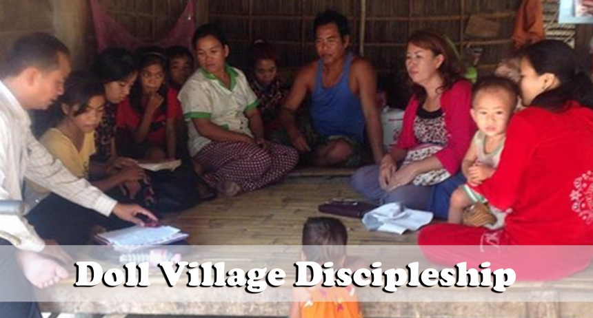3.7.16 Doll Village Discipleship
