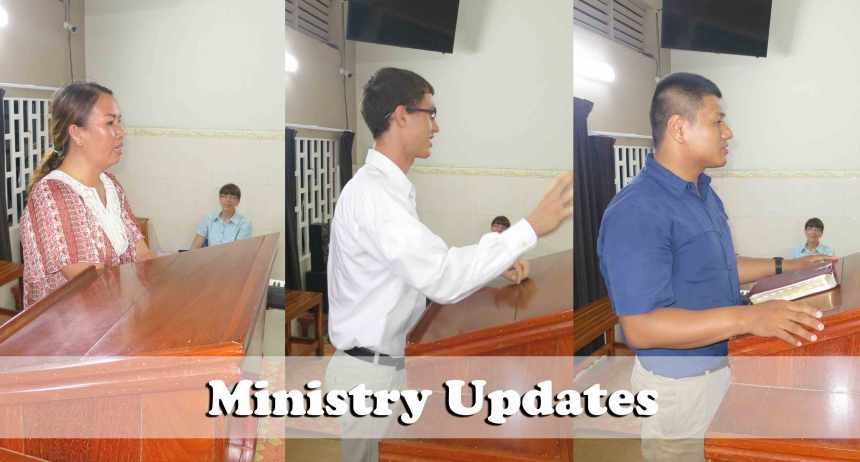 10-9-16-ministry-updates
