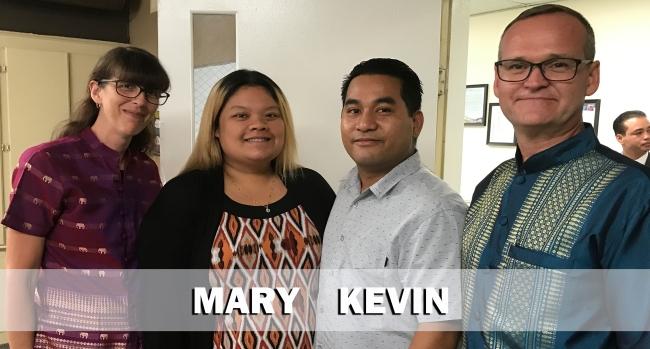 9.3.17 Mary Kevin