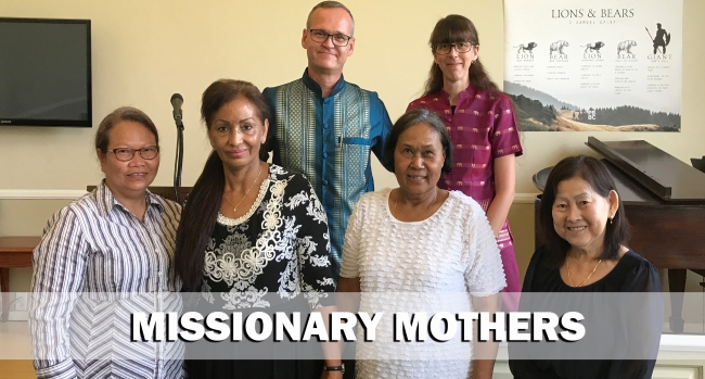 9.3.17 Missionary Mothers