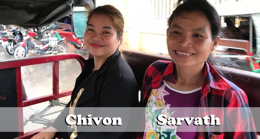 11.20.17 Chivon and Sarvath SMC - Crocodile Village
