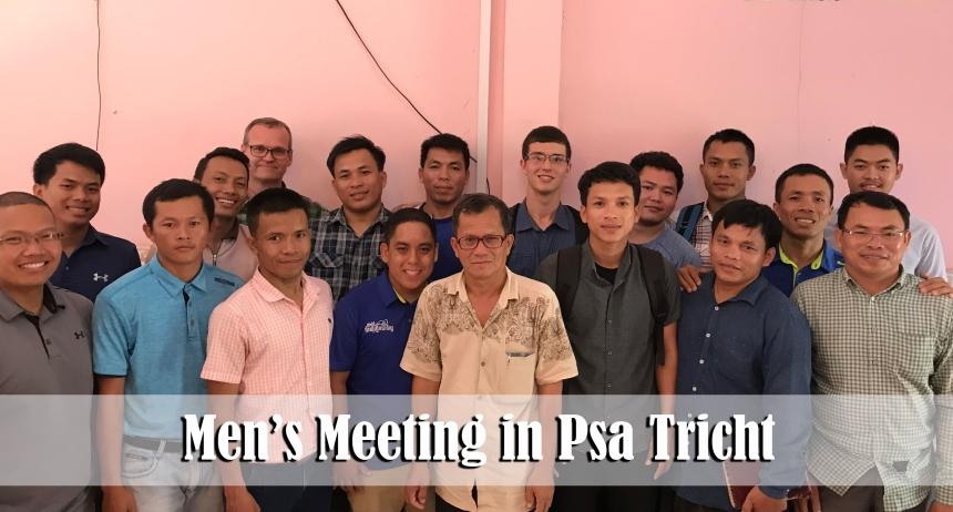 2.4.18 PsaTricht mens meeting