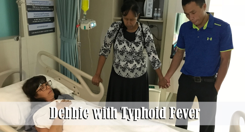3.26.18 Deb Typhoid