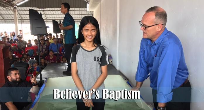 8.12.18 Believers Baptism