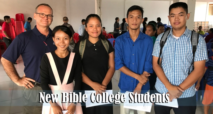 8.26.18 Bible College students