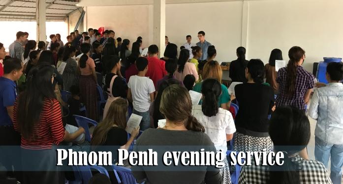 8.26.18 evening service