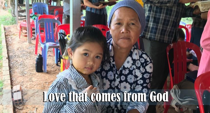 8.26.18 Love of God
