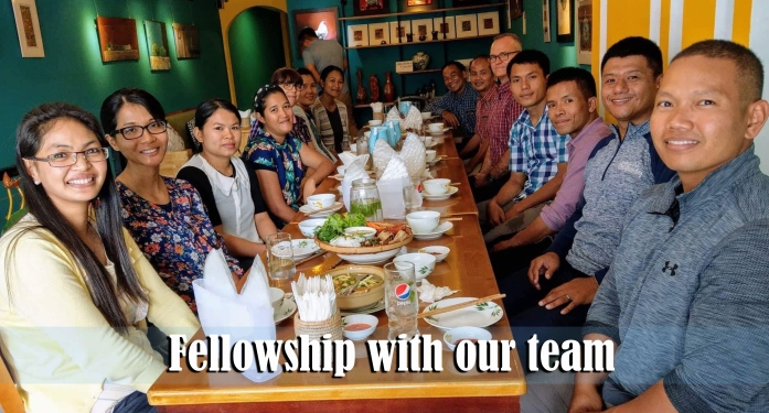 9.20.18 fellowship with team