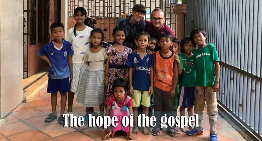 9.20.18 hope of the gospel