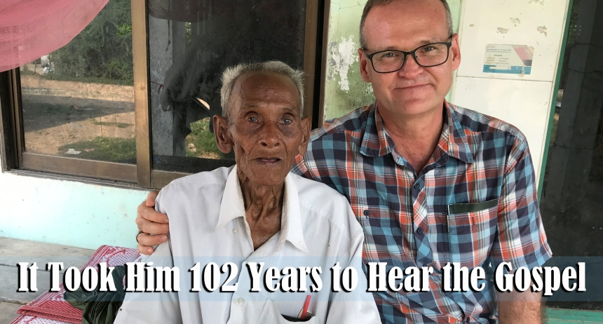4.12.19 102 years to hear the gospel