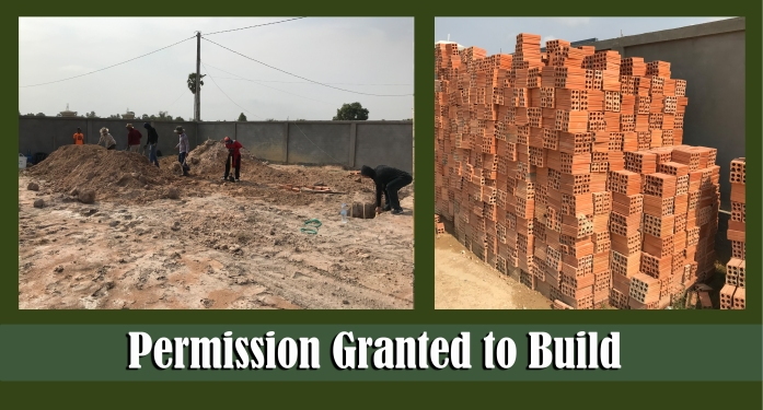 4.26.19 Permission to build