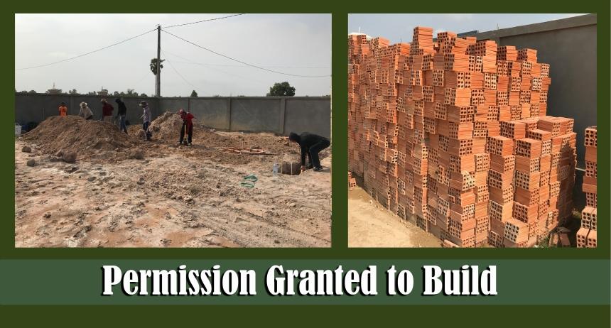 4.26.19 Permission to build