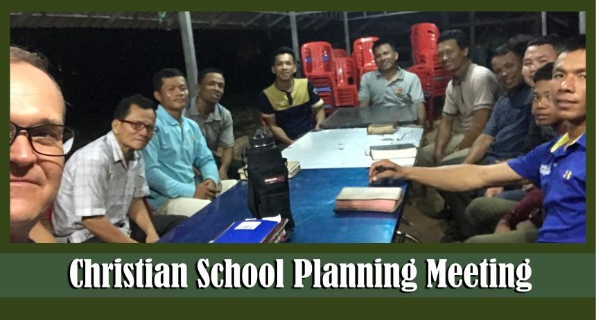 5.19.19 School planning meeting