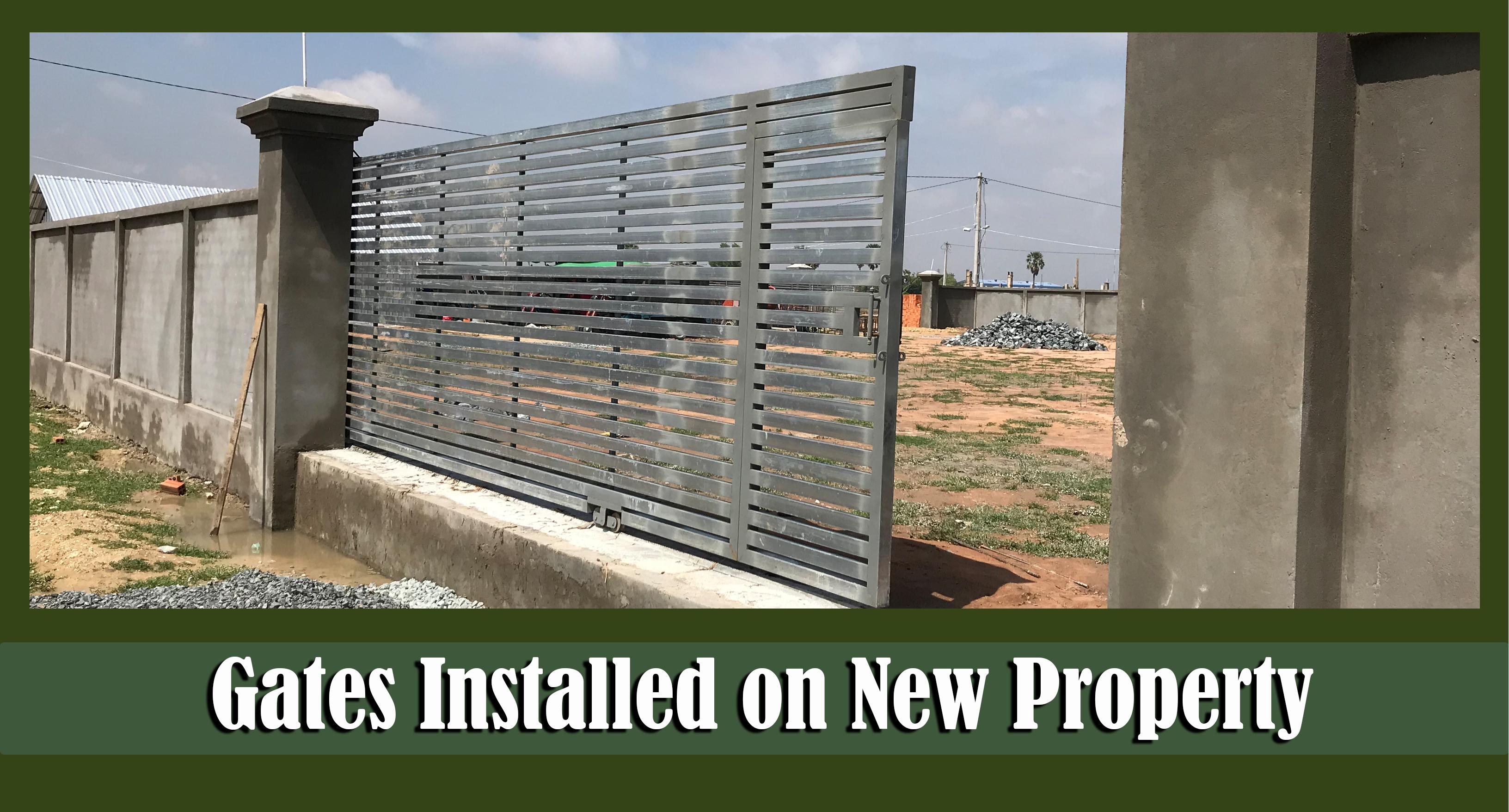 5.27.19 P V building update gates