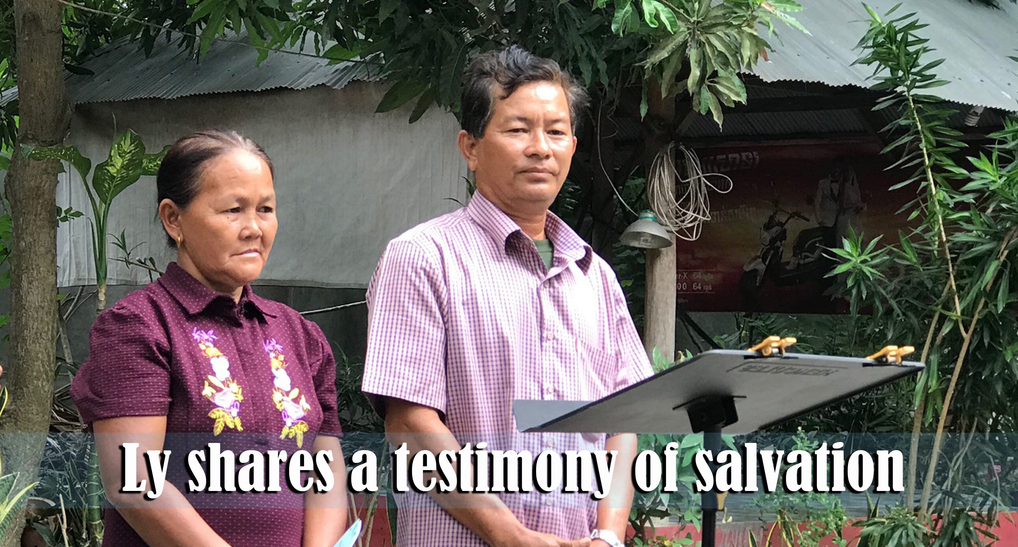 7.23.19 Ly shares salvation testimony