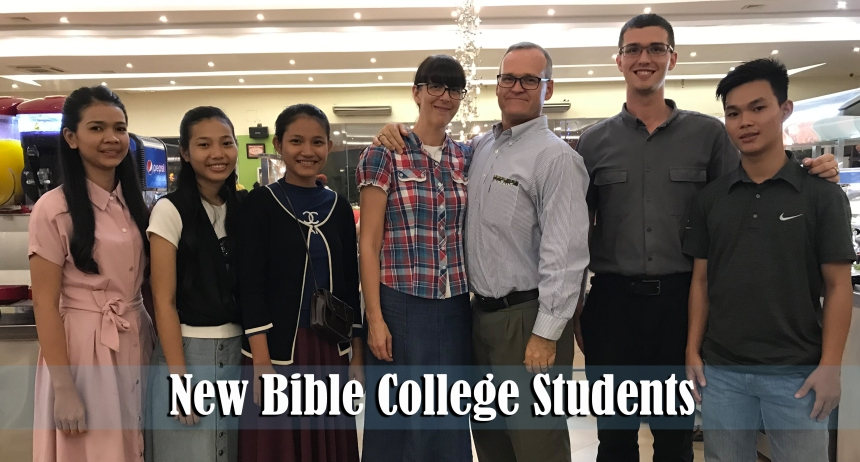 9.15.19 New Bible College students