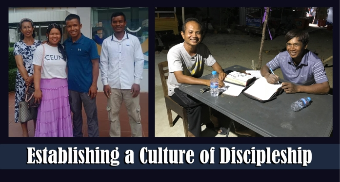 8.10.20 5 Discipleship